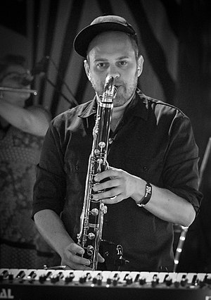 Lars Horntveth - Lars Horntveth Oslo Jazzfestival 2016