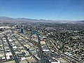 Las Vegas From Stratosphere 2 2013-06-25.jpg