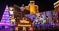 Las Vegas Strip, Nevada at Christmas United States - panoramio (12).jpg