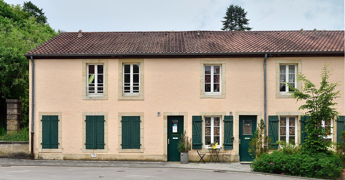 House at place de Saintignon, Lasauvage, Luxembourg