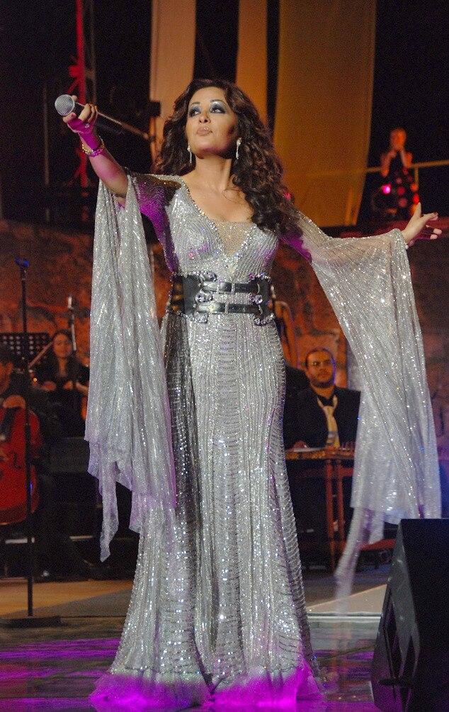 Latifa in Carthage 2008 Concert
