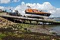 Launching Newcastle lifeboat (3 of 7) - geograph.org.uk - 488034.jpg