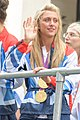 Laura Trott at Our Greatest Team Parade.jpg