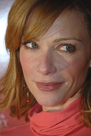 Lauren Holly - Holly in November 2007