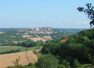 Lauzerte Commune in Occitanie, France