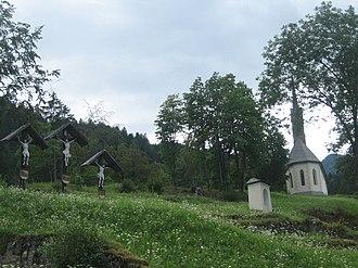 Lavant, Tyrol - Image: Lavant Filialkirche St. Peter und Paul
