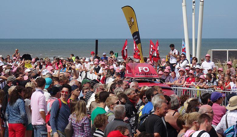 Le Touquet-Paris-Plage - Tour de France, étape 4, 8 juillet 2014, départ (A45).JPG