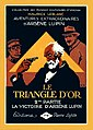 Le Triangle d'Or by Maurice Leblanc (2nd part book cover).jpg