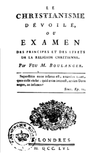 Buch über christliche datierung