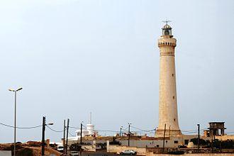 Albert Laprade - El Hank lighthouse, Casablanca, which Laprade and Prost designed in 1916.