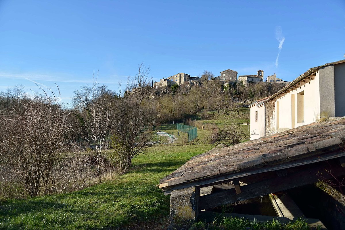21f3dc08bf17 La Roche-sur-Grane - Wikipedia