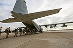 Leaving on a jet plane, 3-1 Marines depart for Hawaii 150513-M-GC438-036.jpg