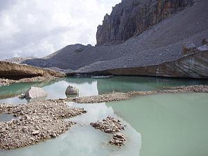 Lech dl Dragon - Lake in 2005