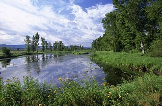 Lee Metcalf National Wildlife Refuge - Image: Lee Metcalf national wildlife refuge