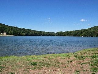 Leesville Lake (Ohio) lake of the United States of America