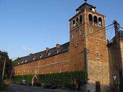 Leffe,Abbaye (batiment principal).JPG