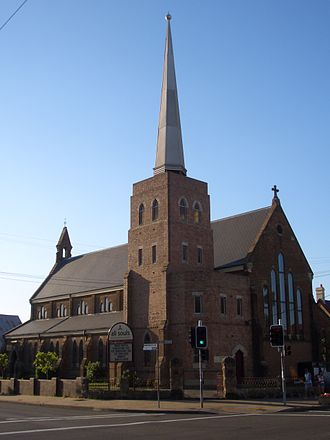 All Souls' Day - All Souls Anglican Church in the  Diocese of Sydney, a parish dedicated to All Souls