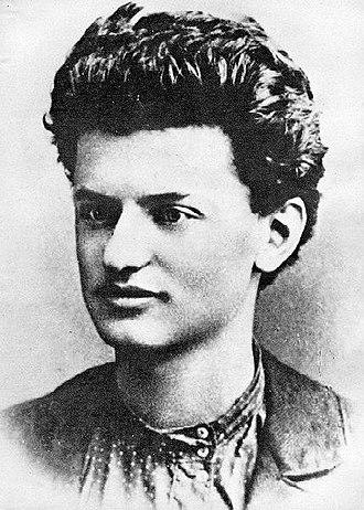 Leon Trotsky - Lev Davidovich Bronstein, 1897