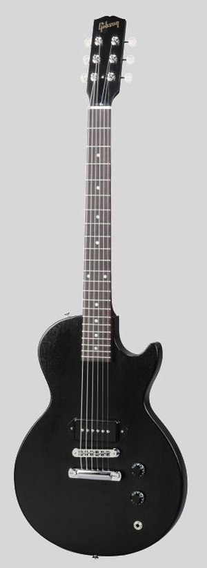 Gibson Melody Maker - Image: Les Paul Melody Maker