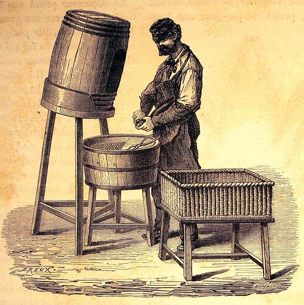 ACDZ - Au Coin Du Zinc - Article champagne Tirage