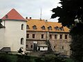 Lesko, zamek Kmitów 01.JPG