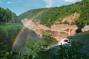 Letchworth State Park Travel Guide At Wikivoyage