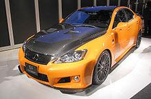 https://upload.wikimedia.org/wikipedia/commons/thumb/6/6f/Lexus_IS-F_CCS_Tokyo_2010_view.jpg/220px-Lexus_IS-F_CCS_Tokyo_2010_view.jpg