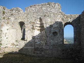 Fort Mosque, Lezhë - Image: Lezhë Castle 5