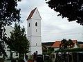 Lichtenhaag (Gerzen), Turm der ehemaligen Kirche St. Nikolaus.jpg