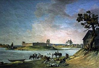 Józef Peszka - Image: Lida. Ліда (J. Pieška, 1800)