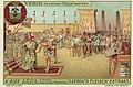 Liebigbilder 1913, Serie 889. Verdi in seinen Hauptwerken - 4 Aida - Rückkehr des siegreichen Radames.jpg