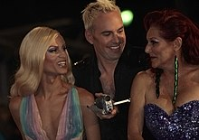 Life Ball 2009 (arrivals) Patricia Field and The Blonds.jpg