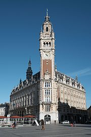 Lille wikip dia for Chambre de commerce wikipedia