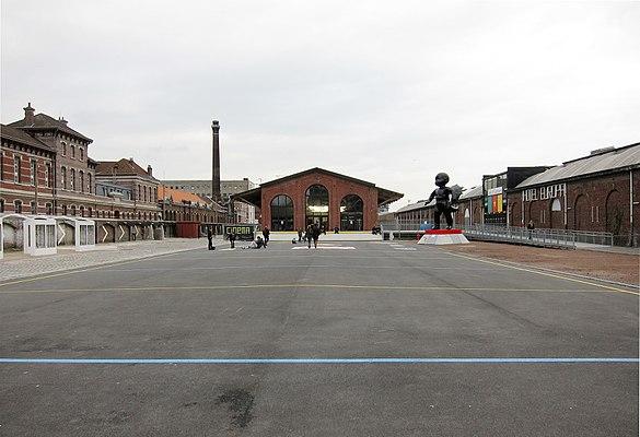 Gare of Lille-Saint-Sauveur