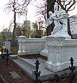 Lille sépulture de Mulie Delescaille cimetière de l'Est.jpg