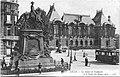 Lille statue de Faidherbe et le Palais des Beaux-Arts LL.jpg