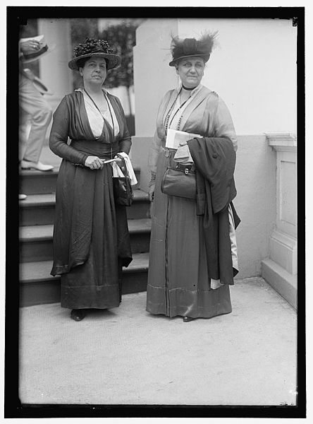 File:Lillian Wald, and Jane Addams, 1916.jpg