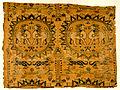 Lions, soie polychrome sogdienne, Asie centrale.jpg