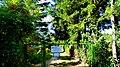 Lipkusz - bramka od strony jeziora ogrodu - panoramio.jpg