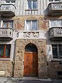 Listed building ID -8313. Middle. - 57, Kiss János street, Budapest District XII.JPG