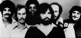 Little Feat - The band in 1975