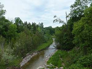 Rouge National Urban Park - Image: Little Rouge Creek