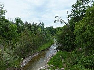 Rouge National Urban Park - Image: Little Rouge Creek