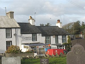 Llanfaelog - Image: Llanfaelog Post Office geograph.org.uk 1055576