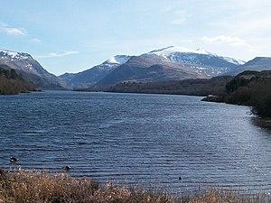 Llyn Padarn - Llyn Padarn