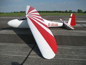 Vogt Lo-100 - D-0546 Bitburg Airfield 2007