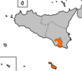 Localisation map of the Contea di Modica.png