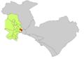 Localització d'El Camp d'en Serralta respecte de Palma.png