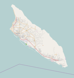 Oranjestad Aruba Wikipedia - Aruba time zone map