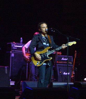 Nils Lofgren - Nils Lofgren, performing at the Beacon Theater Benefit For Arthur Lee